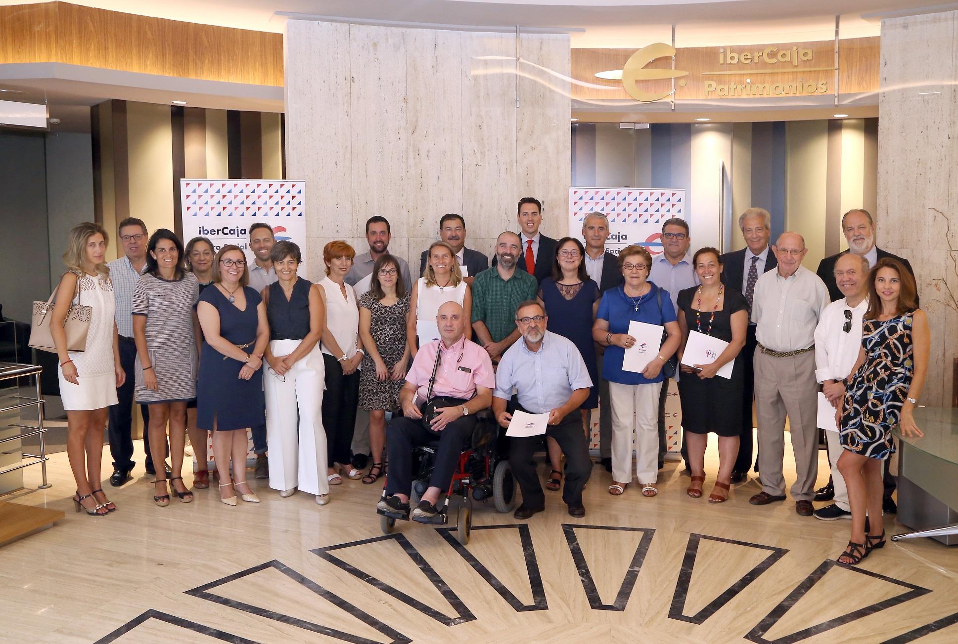 Fundación Sesé e Ibercaja renuevan su colaboración