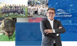 Presentación Pedro García Sanz Director Manager Fundación Sesé