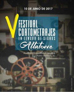 Foto del Cartel de festival