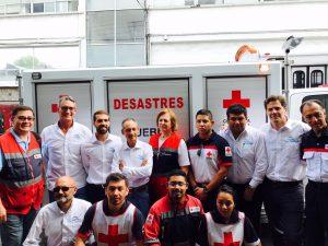 Fundación Sesé Cruz Roja México