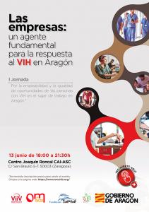 Cartel Jornada VIH