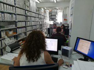 Foto digitalización 2019