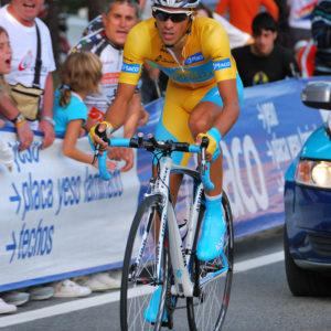 Foto de Alberto Contador
