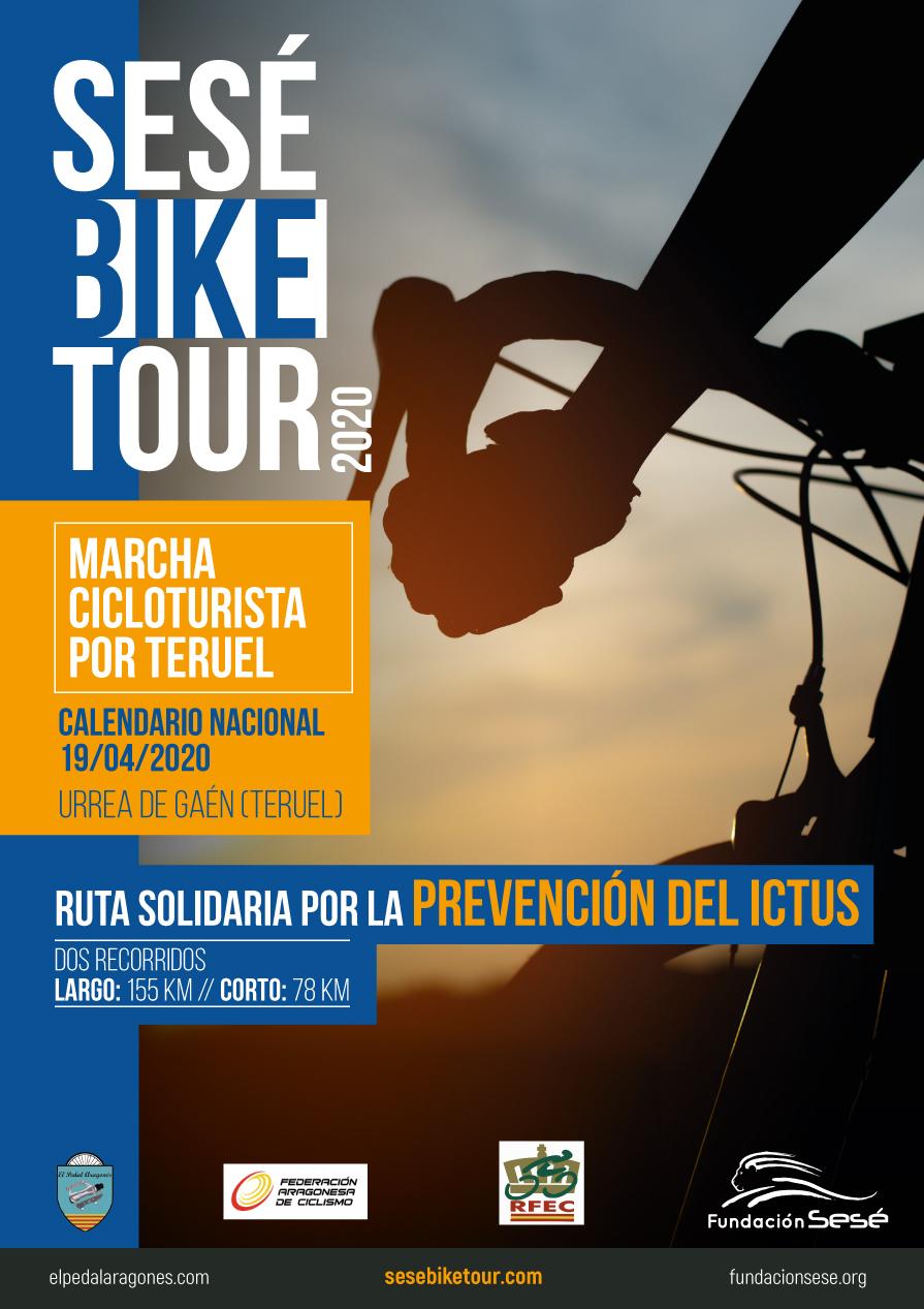 Alberto Contador confirma su presencia en la 'Sesé Bike Tour 2020'