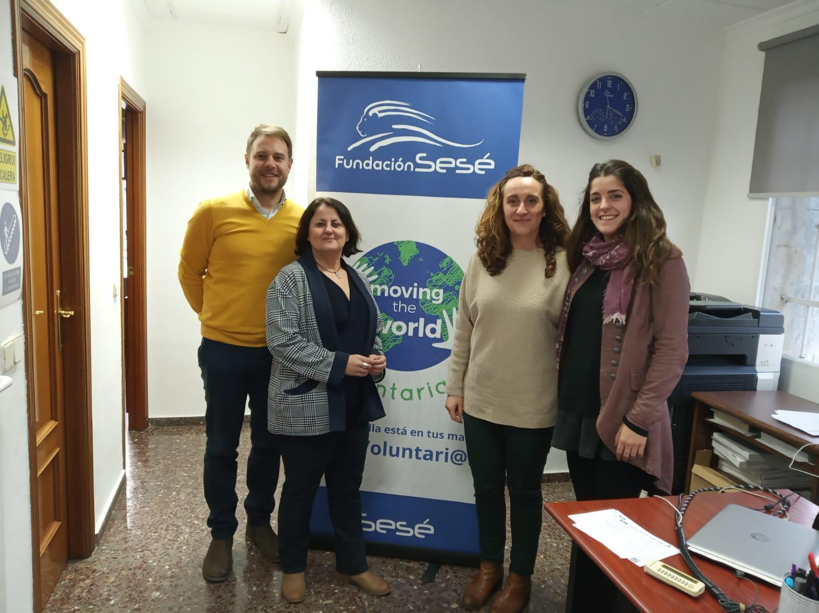 Proyectos sociales y mejora de la empleabilidad en Jaén