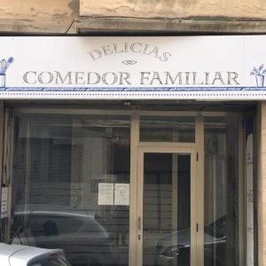 Comedor Familiar Delicias Zaragoza