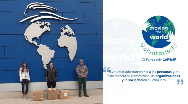 Voluntariado corporativo Moving The World Sesé (4)