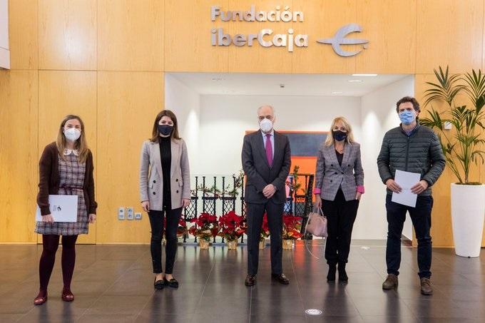 Fundación Ibercaja colabora en el proyecto que se desarrolla en los Centros Especiales de Empleo de la Fundación Sesé.