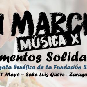 """Fundación Sesé pone """"En marcha"""" su gala musical para recaudar fondos destinados a alimentos para los más necesitados"""