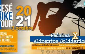 La Sesé Bike Tour 2021 abrió sus inscripciones para pedalear por alimentos solidarios