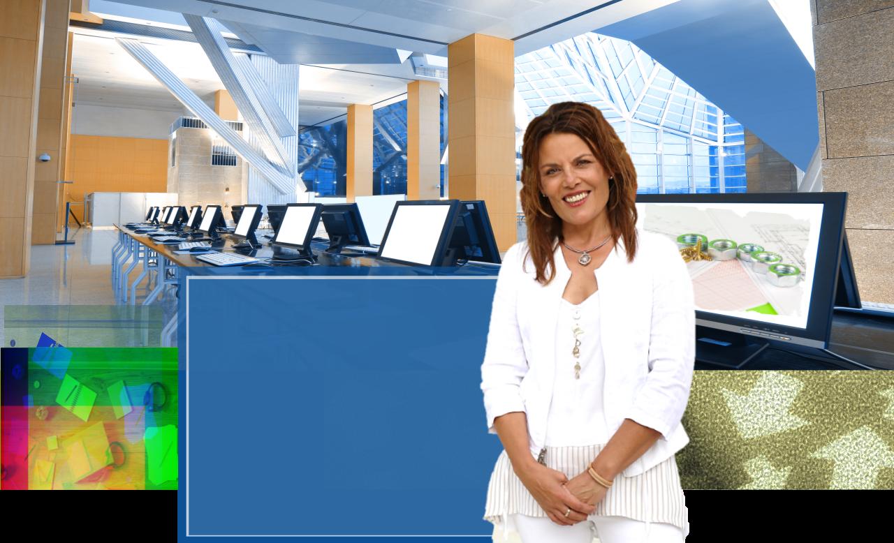 Patricia Tisner Laguna  Responsable Área de Formación y Empleo