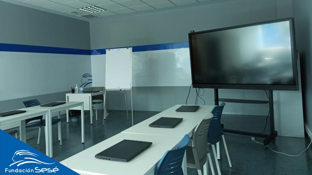 Centro Formación Fundación Sesé